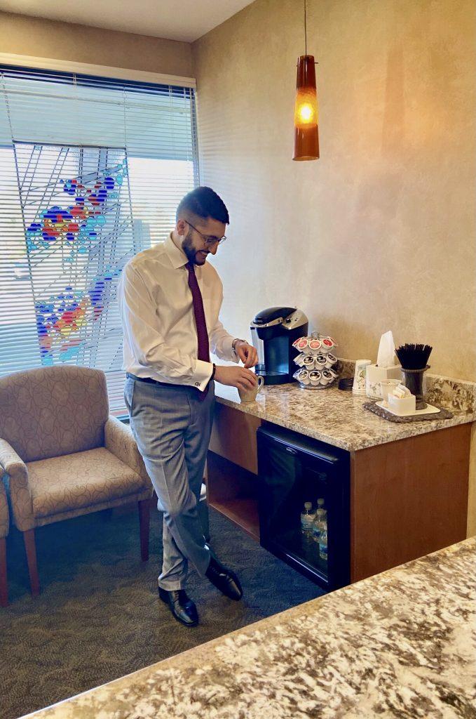 Dr.Ali coffee