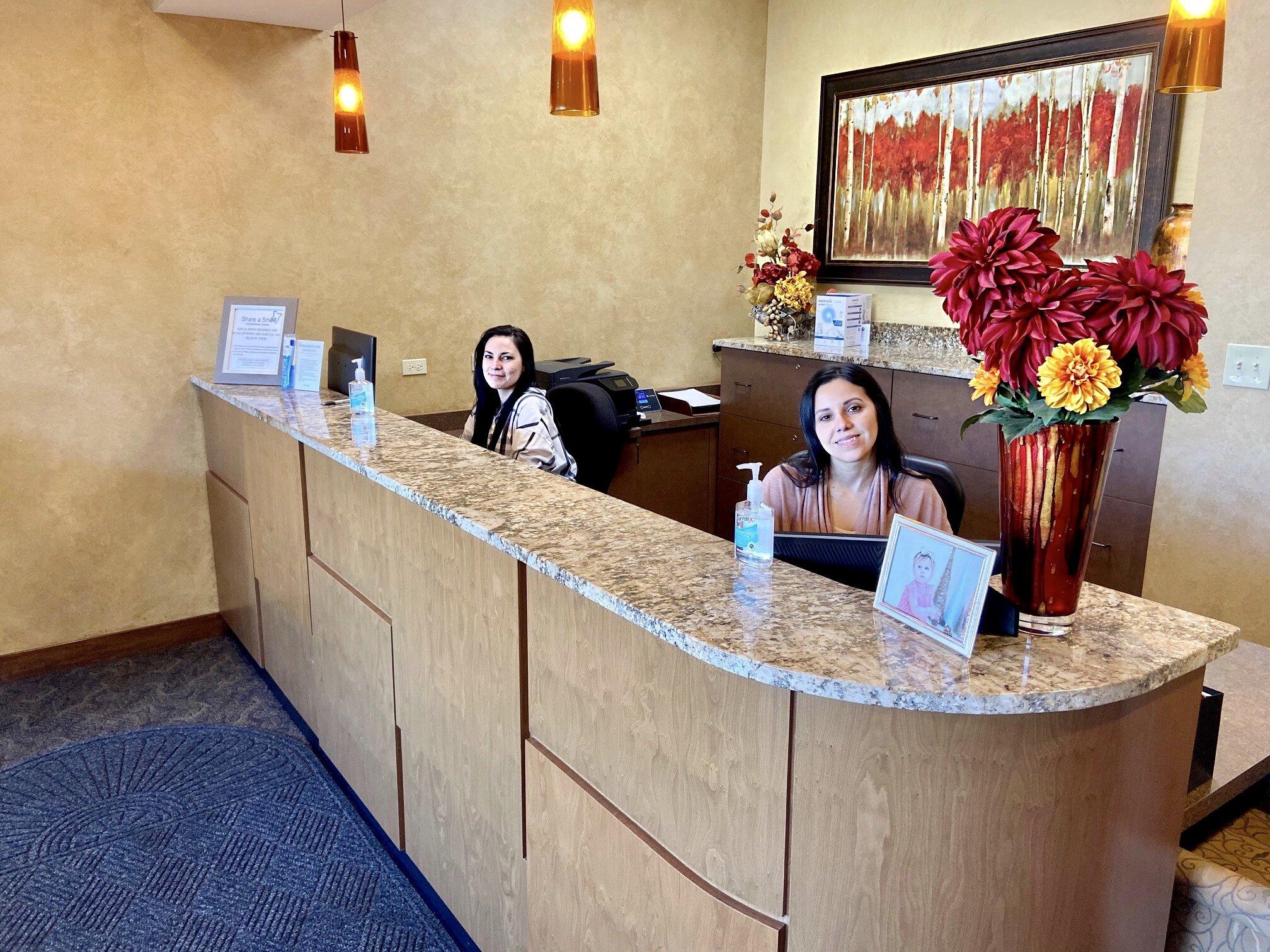 Dental team in westmont il