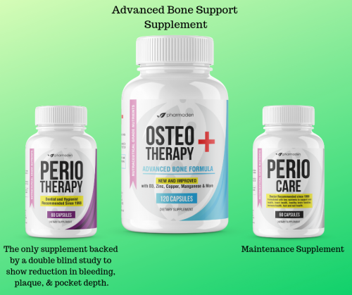 Supplements for preventative dentistry in westmont il