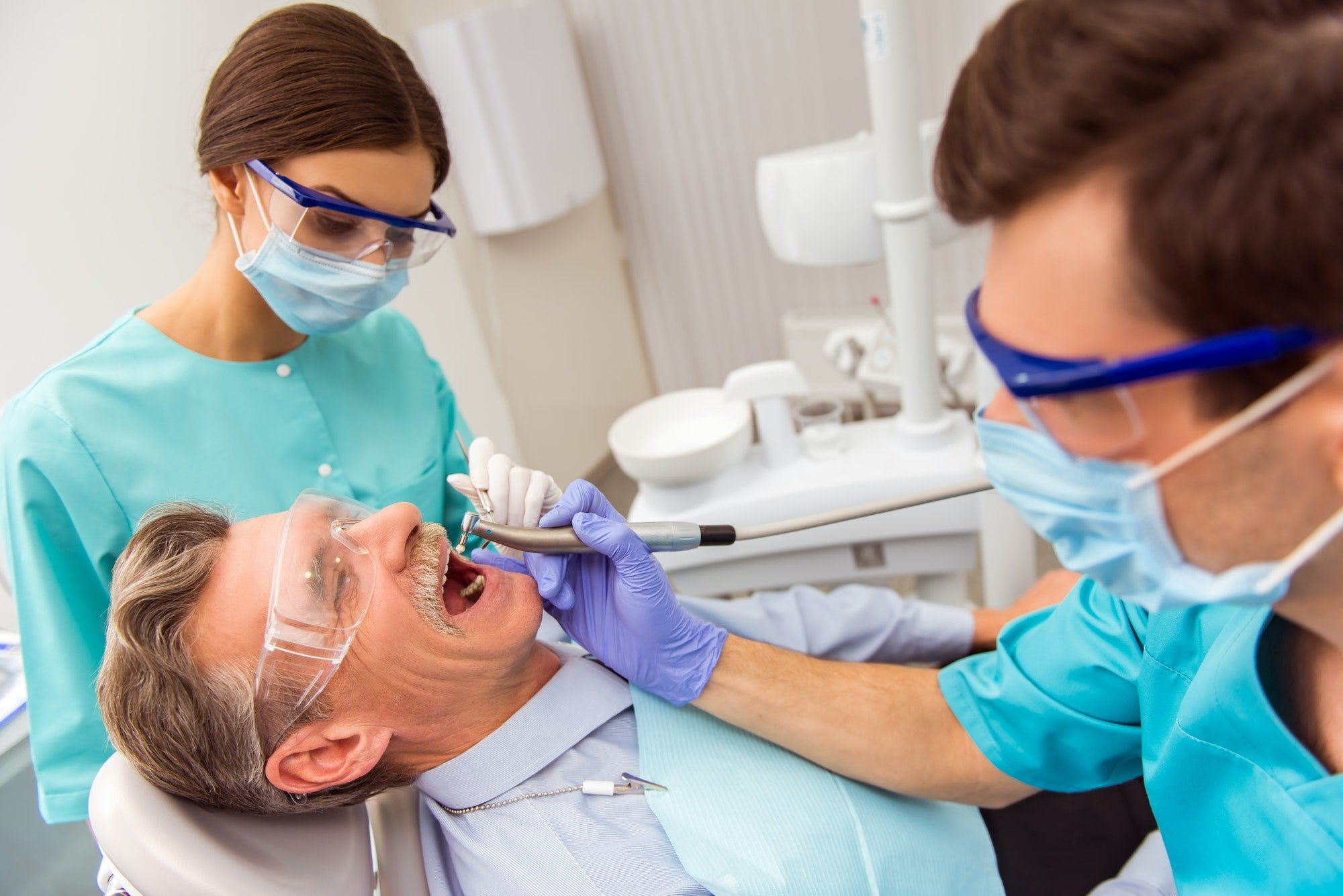 Dentures for people aged 40 and above in westmont