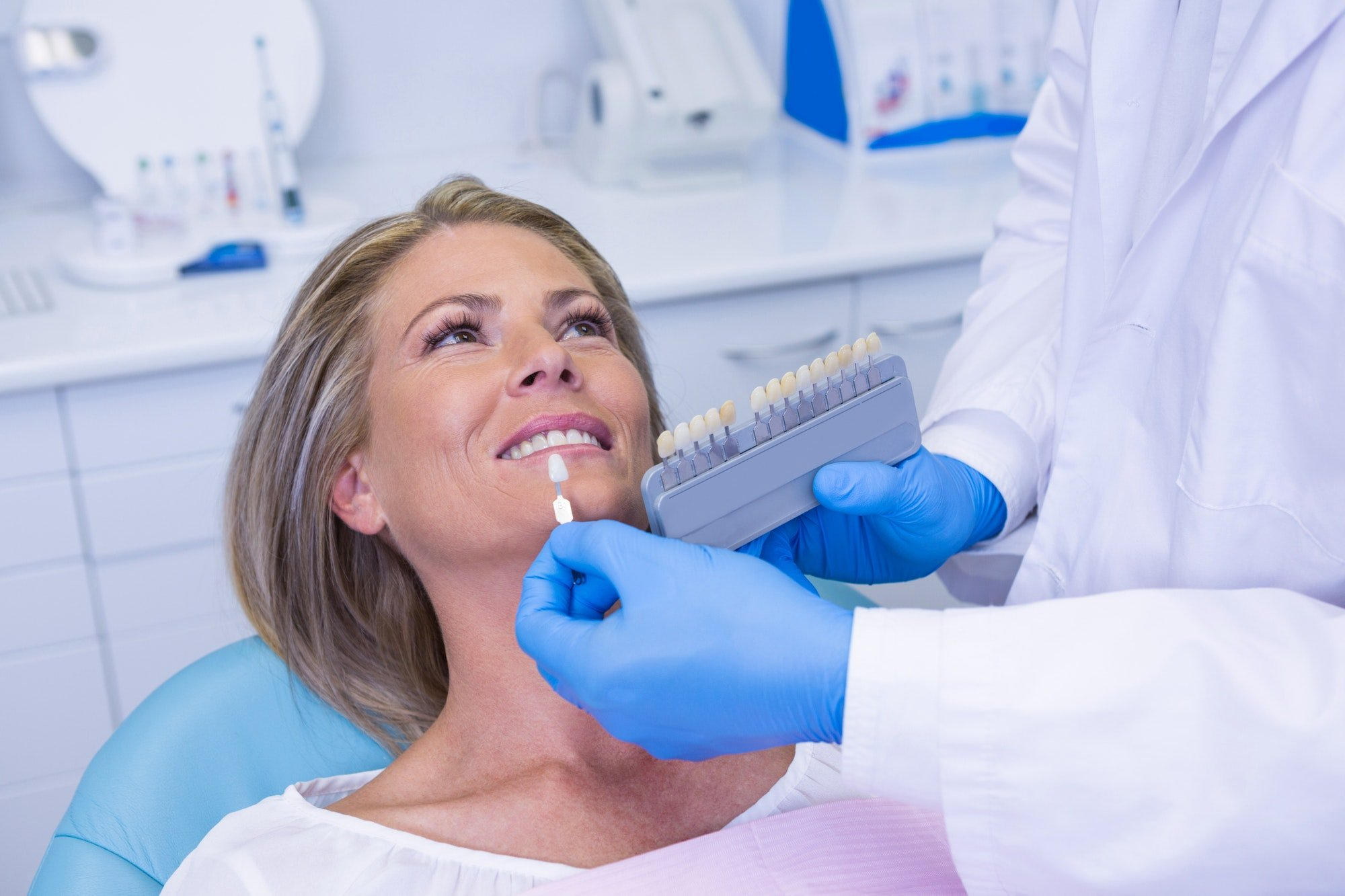 cosmetic dental procedures