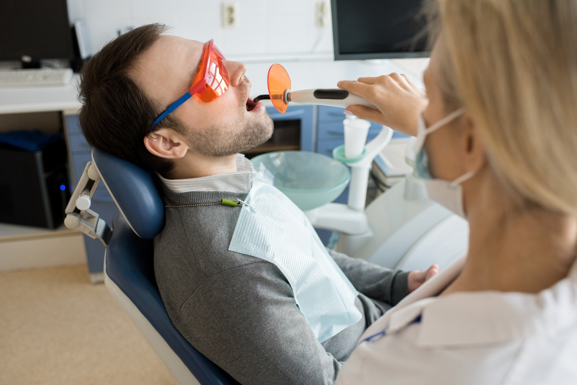 Is laser dentistry painful