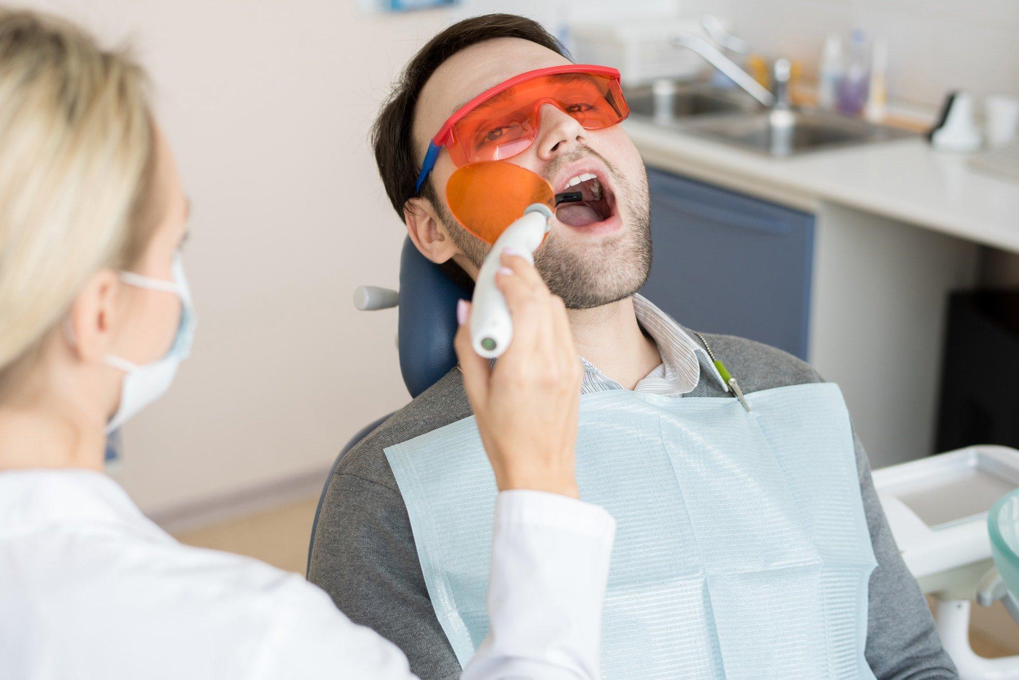 Laser dentistry advantages